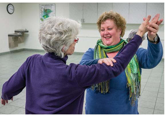 Seniors - Lancaster Rec